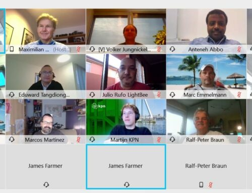 7th ELIoT Meeting, Online, December 2020